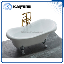 Lowes Classic European Style Soaking Bath Tub