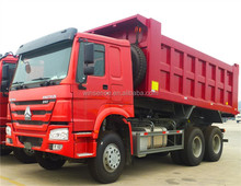 Construction Machine 12 Wheel Rear Model Tipper And Dump Truck For sale