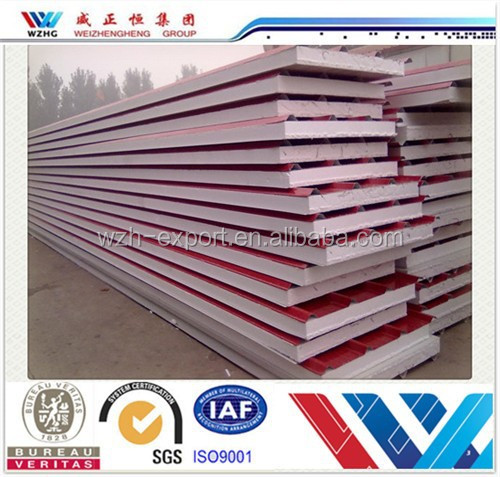 Building materials cheap sandwich panel price eps sandwich for Sip panels buy online
