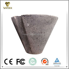 High refractory magnesium and chromium slag dart for steel making