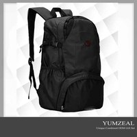 Latest outdoor functional backpack large capacity backpack fashionable bag
