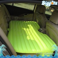 Kids Inflatable Car Back Seat Bed Air Mattress For Sale