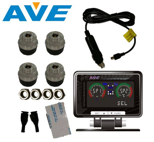 AVE New Development Butterfly TPMS