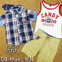 summer dresses for boys cotton pants imported childrens clothing