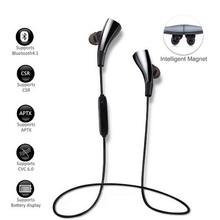 Wireless Communication and Microphone Bluetooth Waterproof Noise Cancelling Function wireless headphone
