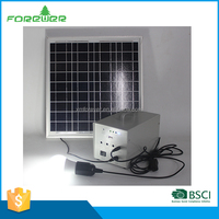 Portable Mini Home Solar Energy System