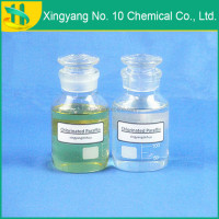 Chlorinated paraffin additive plasticizer transparent liquid china famous supplier