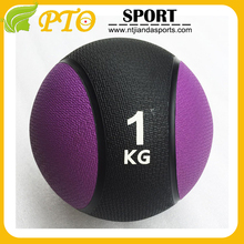 Double color rubber medcine ball