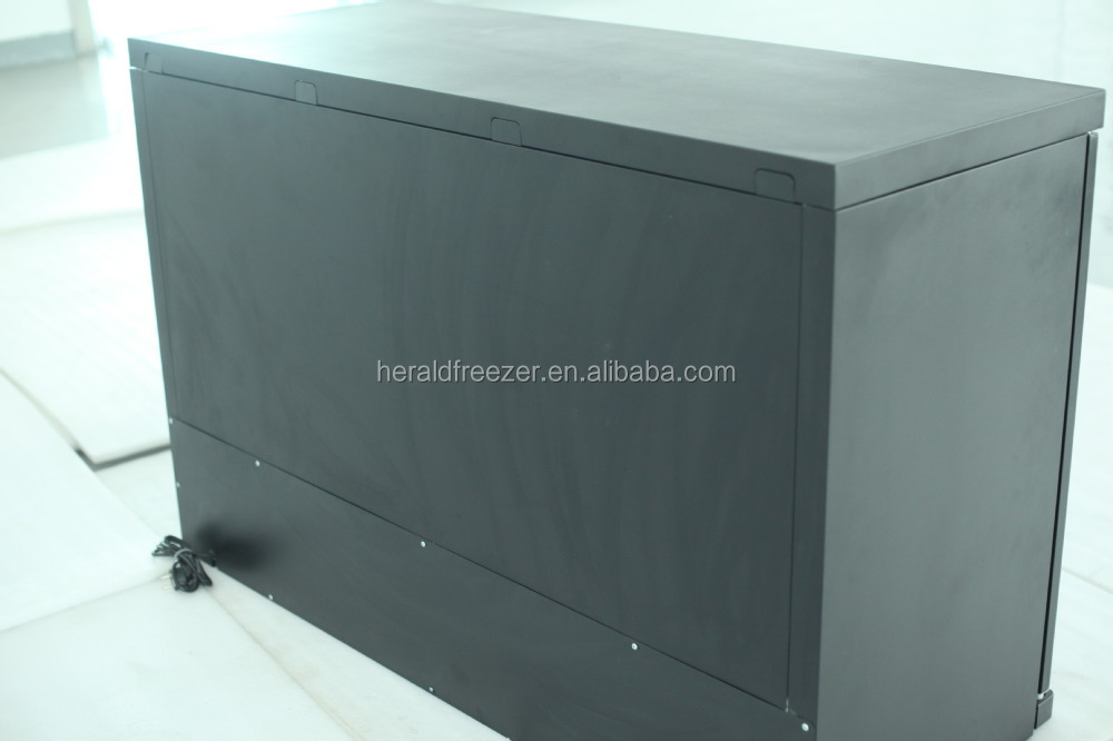 -60 ideal refrigerator temperature chest type
