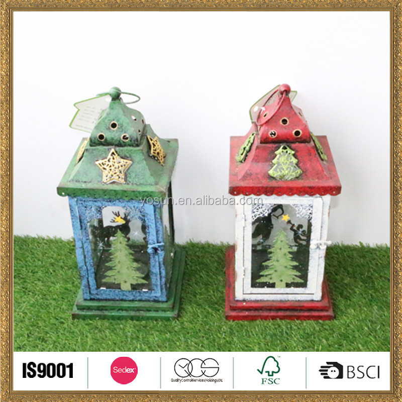 artwork custom made christmas turkish lanterns wholesale