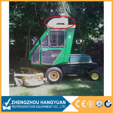 Very Small DC 12v 12 volt Roof top mounted truck tractor cab portable air conditioner for sale