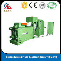Strong capacity production briquette machine price for copper brass scrap