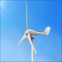 500w portable off grid wind turbines generators