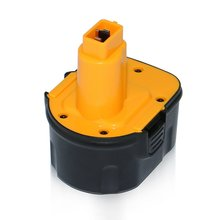 12V 3.0Ah NI-MH Replacement Battery for DeWalt Cordless Tools DC9071 DW9071 DW9072 DE9037 DE9071