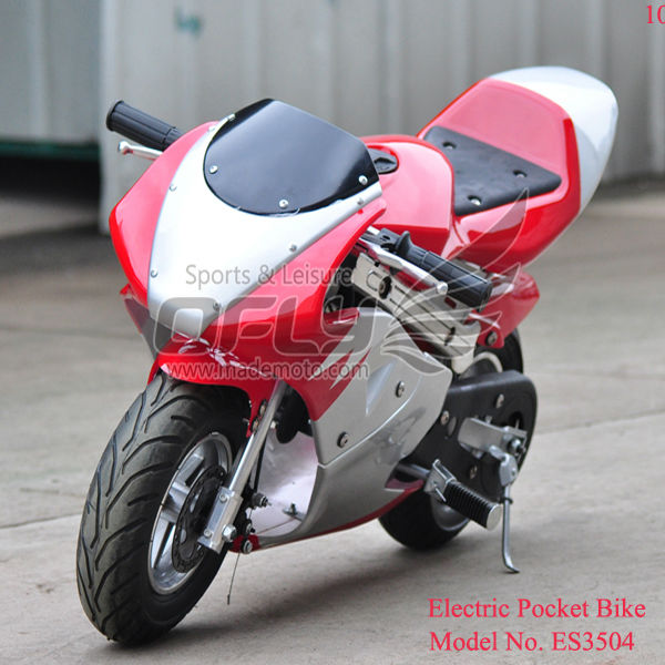 High Quality 2013 Battery Powered Pocket Bike