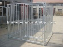 metal pipe dog kennel