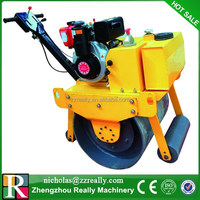 Self propelling high efficiency non used sakai road roller with CE