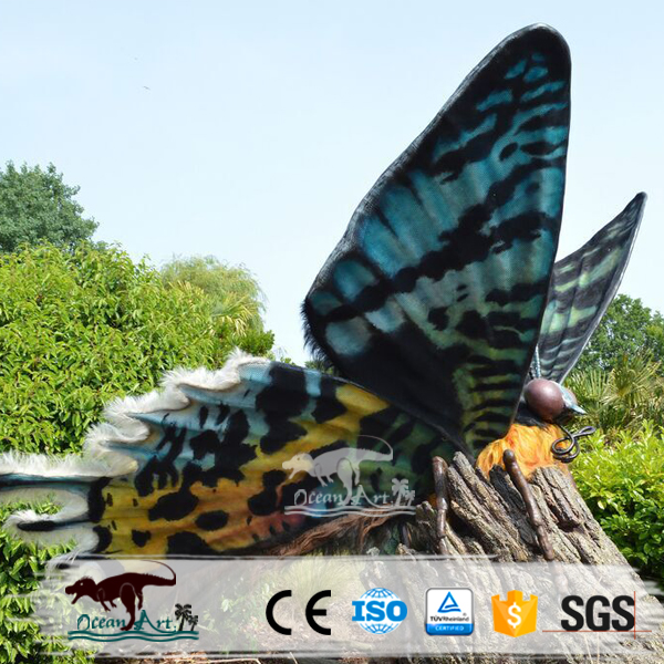 OAJ8273 New Animatronic Insect Model for Museum Insect Simulation