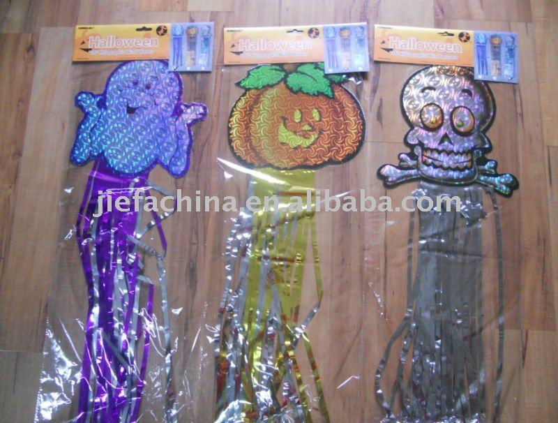 Halloween paper cutouts