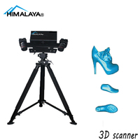 High accuracy good Himalaya 3d body scanner for 3d printer