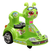 children electronic Motorcycle three wheels baby toy car ride on car