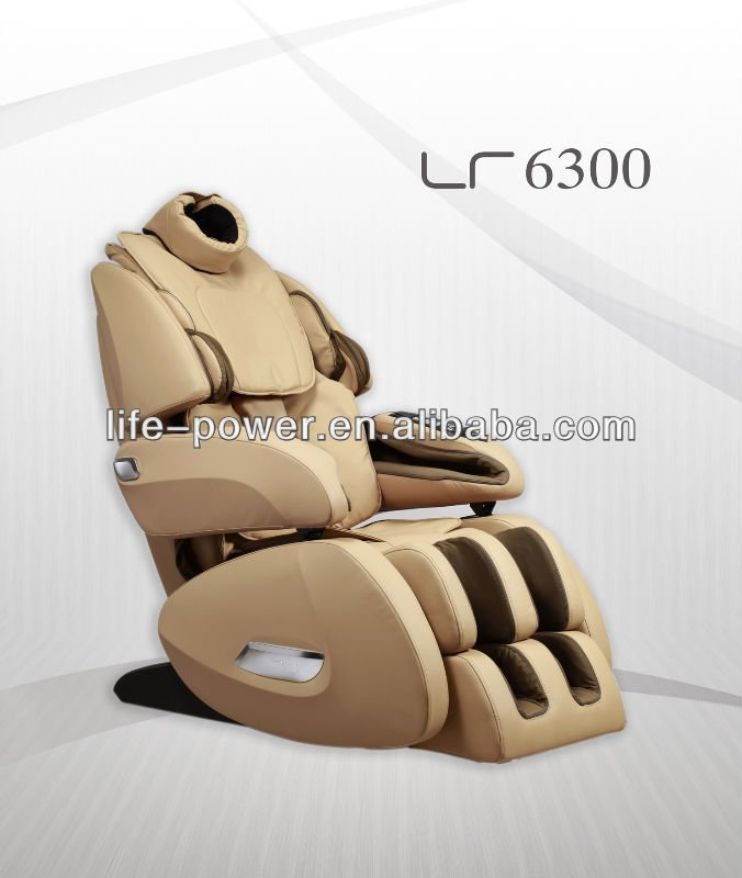 New products 2014 Life Power Zero-gravity massage chair with full body massage