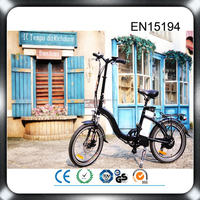 China cheap 350W electric pocket bike mini folding electric bike