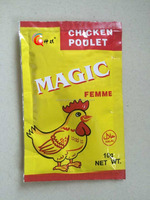 Cheapest Price For Seasoning10g Chicken powder for HALAL Muslim