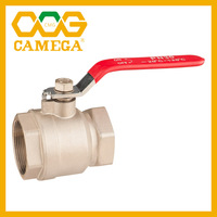 "High Quality Brass Ball Valve PN25 1/2""-4"" Competitive Price In Hot Sale"