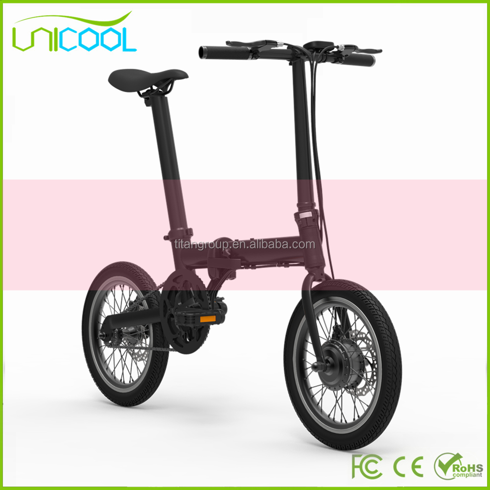 Mini Folding E Bike/Folding Electric Bike/Foldable Ebike 250W