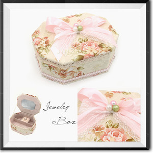 China Manufacture Professional Small Travel Organizer Jewelry Box