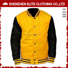 Customised Girls boys Varsity Baseball Jacket wholesale