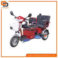 China main adult electric tricycle for passenger freestyle tricycle for sale
