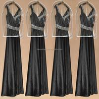 Wholesale Cheap Clear Plastic Garment Bag/Suit Cover/Garment Cover