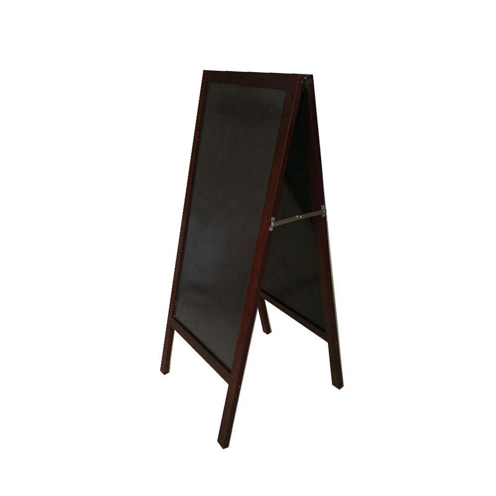 Good Quality A Frame Wood Chalkboard Menu Stand - Buy Chalkboard ...