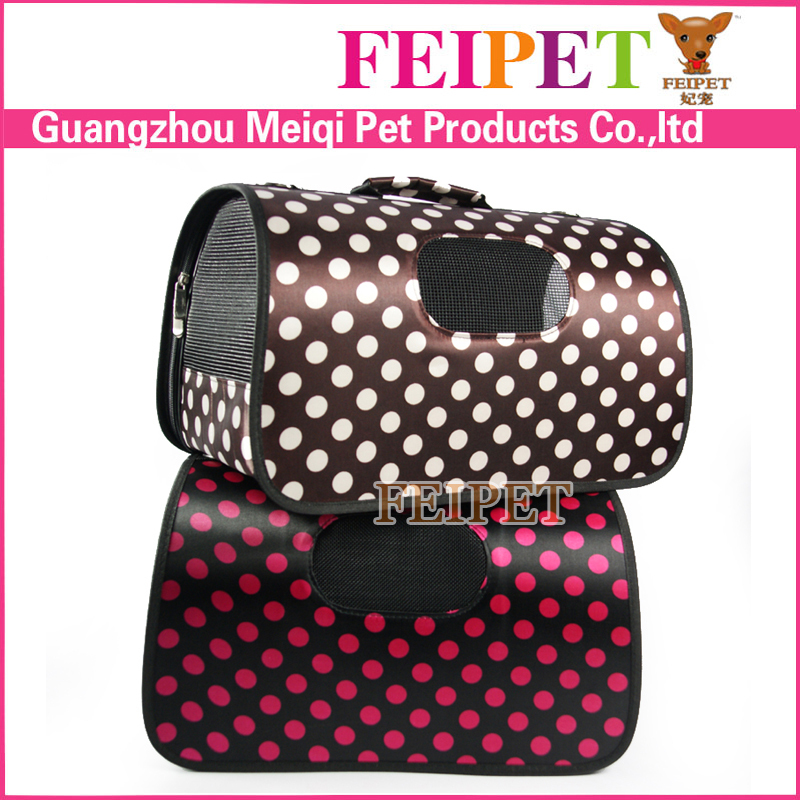 Fashionable Pet Cages, Carriers & Houses Type expandable pet dog carrier