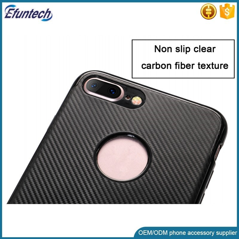 Phone accessories new products mobile phone case for huawei honor 8 and honor 8 lite carbon fiber case