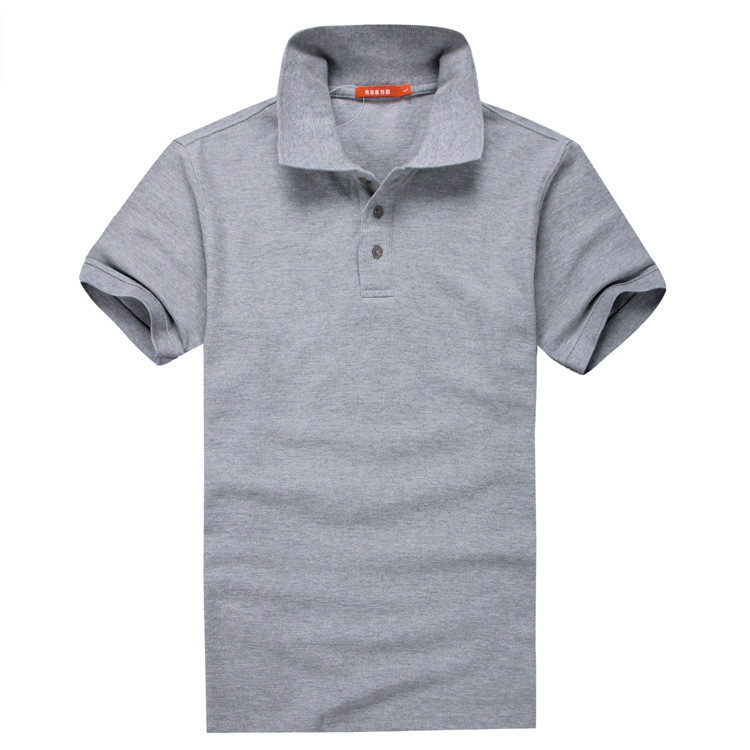Wholesale clothing mens 100 cotton 200gsm polo shirts with for Men s 100 percent cotton dress shirts