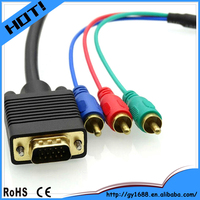 Factory price professional rca vga adapter