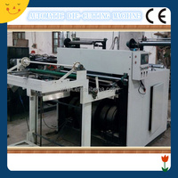 hight quality automatic hot stamping vinyl sticker die cutting machine
