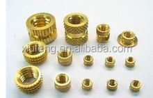 Customized metal mechanical parts precision brass component