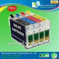 refillable ink cartridge For Epson Stylus TX120 T22