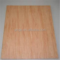 12mm poplar core UTY grade commercial plywood