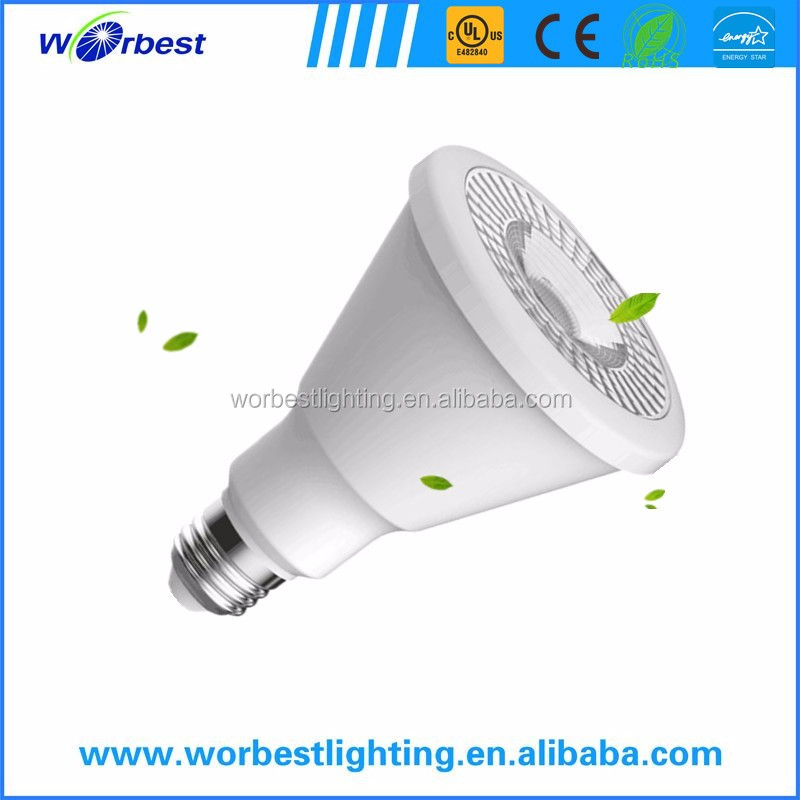 Hot selling dimmable led par30 bulb 11W led indoor lighting UL ES listed