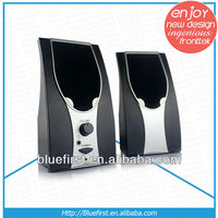 2013 hotsale multimedia 2.0 speaker for computer and laptop(FS01)