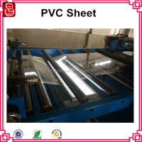 380 Micron Clear Transparent PVC Sheet