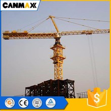 6 tons mobile type tower crane