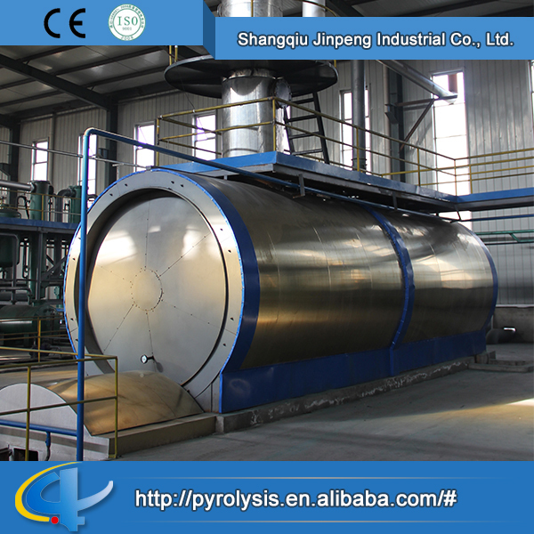 Cycle water Cooling Method environmental waste oil to diesel