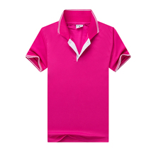 Clothing manufacturers overseas Custom Design Printed logo Mans polo t-shirts