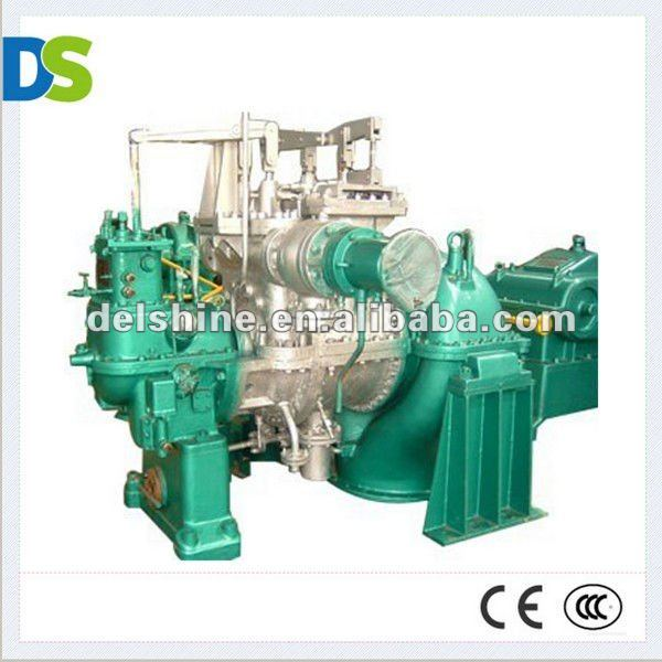 Extraction Condensing Steam Engine